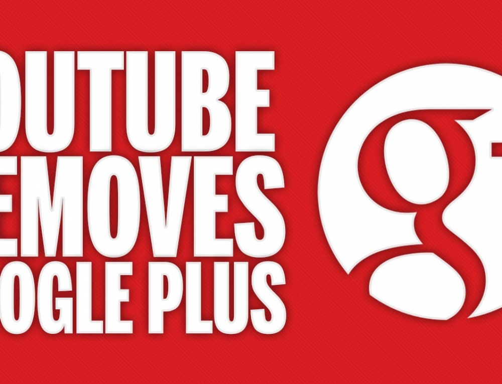 Google Unlinking Google+ from YouTube