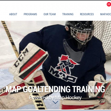 Map Goaltending Training