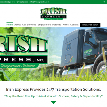 Irish Express, Inc