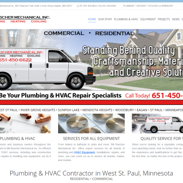 Bill Rascher Mechanical Plumbing & HVAC